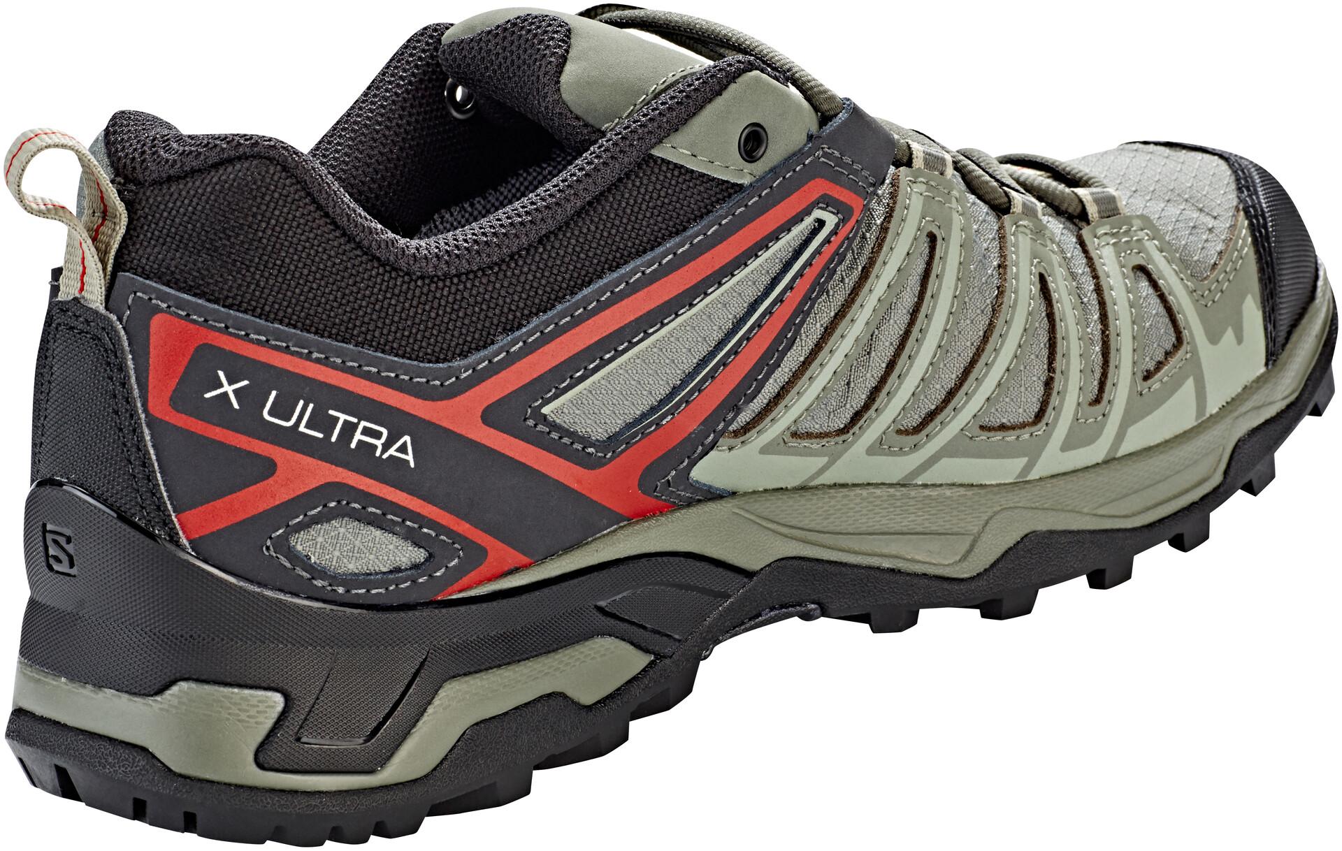 Salomon X Ultra 3 Prime GTX Zapatillas Hombre, castor gray/shadow/bossa nova